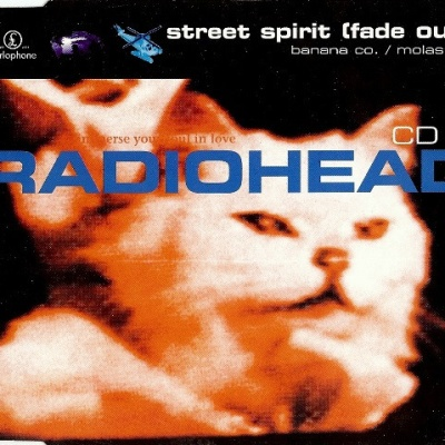 Radiohead - Street Spirit (Fade Out) CDS CD2 (Single)