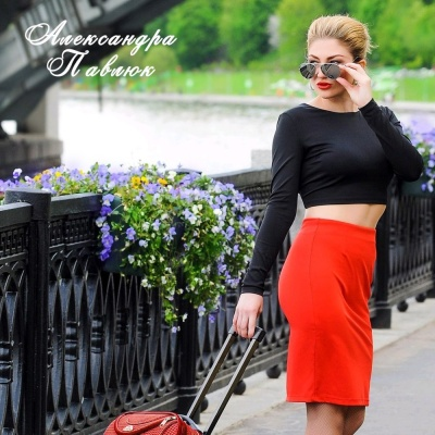 Александра Павлюк - От Питера до Москвы