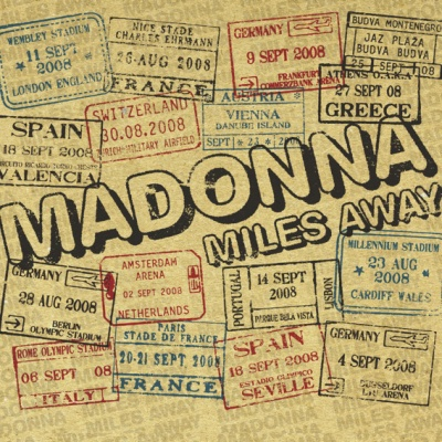 Madonna - Miles Away (Remixes) (EP)