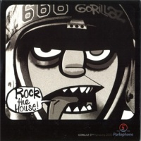 Gorillaz - Rock The House (CDRDJ 6565) (Single)