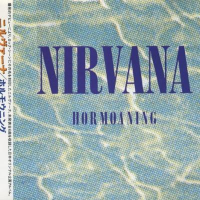 Nirvana - Hormoaning (EP)