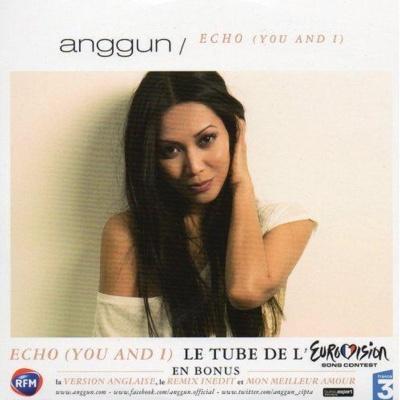 Anggun - Echo (You and I) [Remixes][France] (Single)