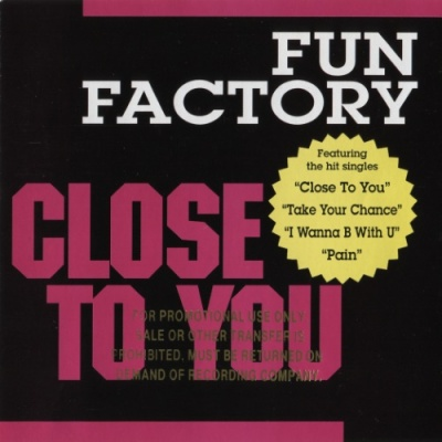 Fun Factory - Close To You