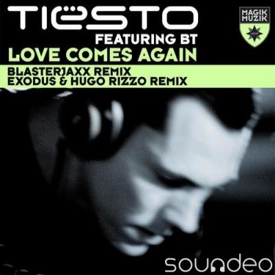 BT - Love Comes Again