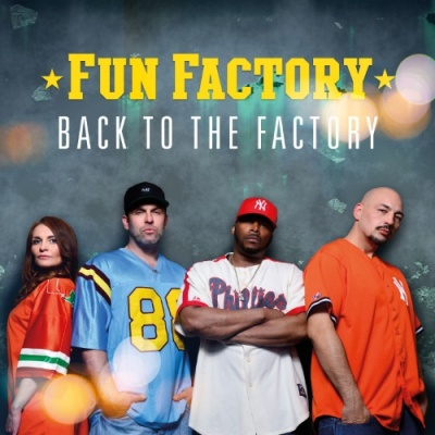 Fun Factory - Back To The Factory. CD1.