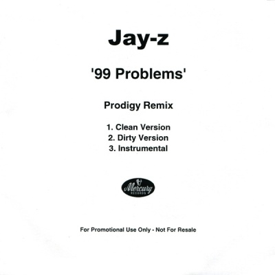 The Prodigy - 99 Problems - The Prodigy Remix (Clean Version)