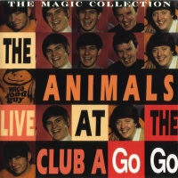 The Animals - Live at the Club A GоGo
