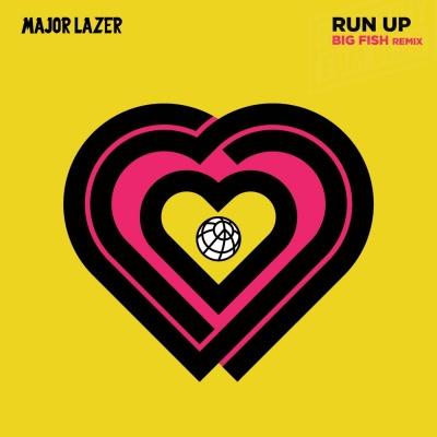 Run Up Big Fish Remix Major Lazer