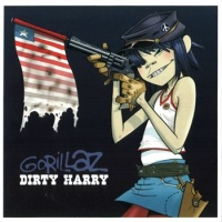 Gorillaz - Dirty Harry (Single)