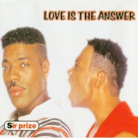 SIR PRIZE - Love Is The Answer