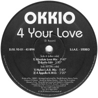 Okkio - 4 Your Love (Absolute Love Mix)