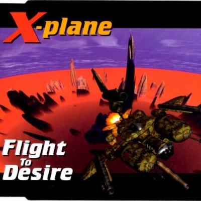 X-PLANE - Flight To Desire