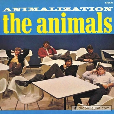 The Animals - Animalizatiоn