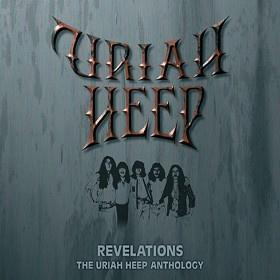 Uriah Heep - Revelations - The Uriah Heep Anthology