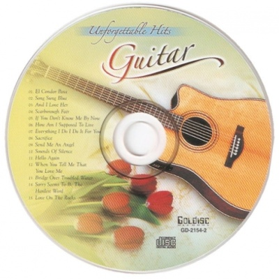 VARIOUS ARTISTS - Unforgettable Hits (Guitar)