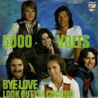 5000 Volts - I'm On Fire