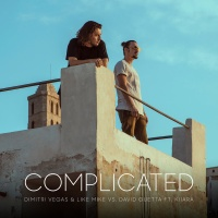 Dimitri Vegas - Complicated (feat. Kiiara)