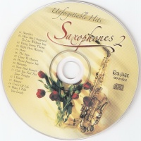 VARIOUS ARTISTS - Unforgettable Hits (Saxophones 2)