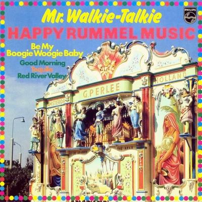 Mr. Walkie Talkie - Be My Boogie Woogie Baby