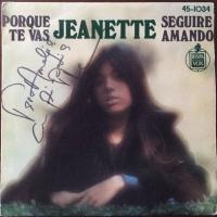 Jeanette (6) - Porque Te Vas