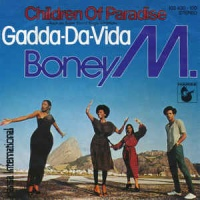 Boney M. - Children Of Paradise / Gadda-Da-Vida