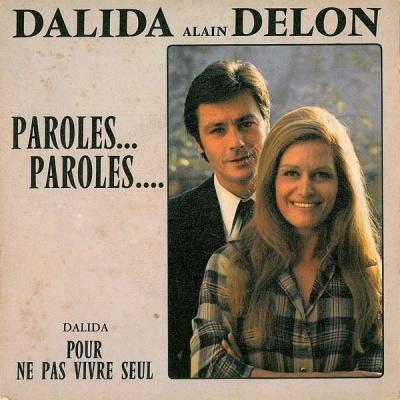 Dalida - Paroles... Paroles....