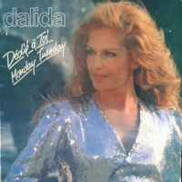 Dalida - Monday Tuesday... (Laissez-Moi Danser)