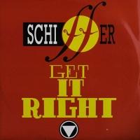 SCHIFFER - Get It Right