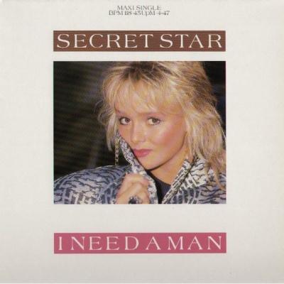 The Secret Stars - I Need A Man