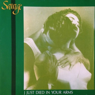 Savage - I Just Died In Your Arms