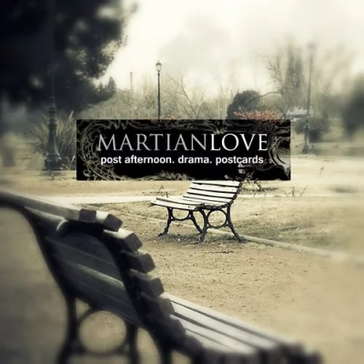 Martian Love - Post Afternoon. Drama. Postcards