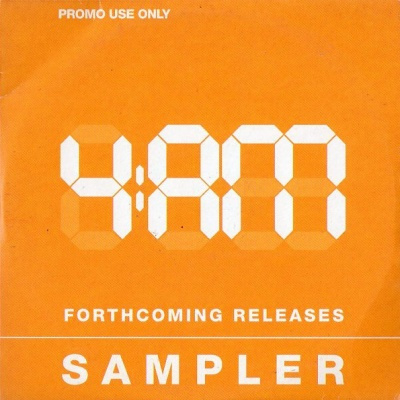 Thievery Corporation - 4am Sampler May 03