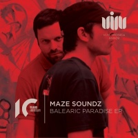 Maze Soundz - Caldera Dreams