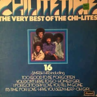 - Chi-Lite Time - The Very Best Of The Chi-Lites