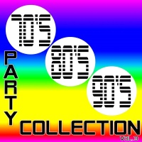 Delegation - 70's, 80's, 90's Party, Collection 3