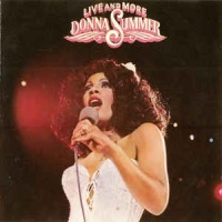 Donna Summer - Live And More