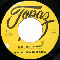 Soulswingers - Ca'-Ba-Dab