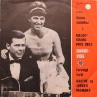 Grethe Og Jørgen Ingmann - Dansevise