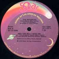 WHIPERS, The - And The Beat Goes On