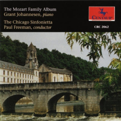 Франц Моцарт - Mozart Family Album