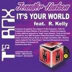 Jennifer Hudson - It's Your World (Terry Hunter Club Mix)