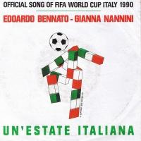 Edoardo Bennato - Un' Estate Italiana (FIFA 1990)