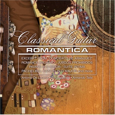 Габриэль Форе - Classical Guitar - Romantica