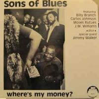 Billy Branch - Where's My Money?