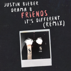 Justin Bieber - Friends (it's different Remix)