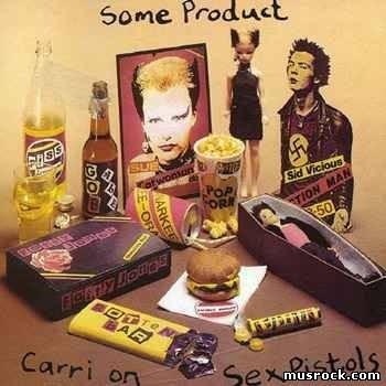 Sex Pistols - Some Product: Come On Sex Pistols (Speech Album) (Album)