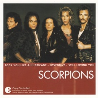 - The Essential Scorpions