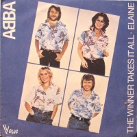 ABBA - The Winner Takes It All / Elaine