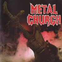 Metal Church - Beyond The Black