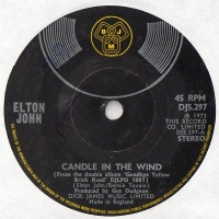 Elton John - Candle In The Wind / Benny And The Jets